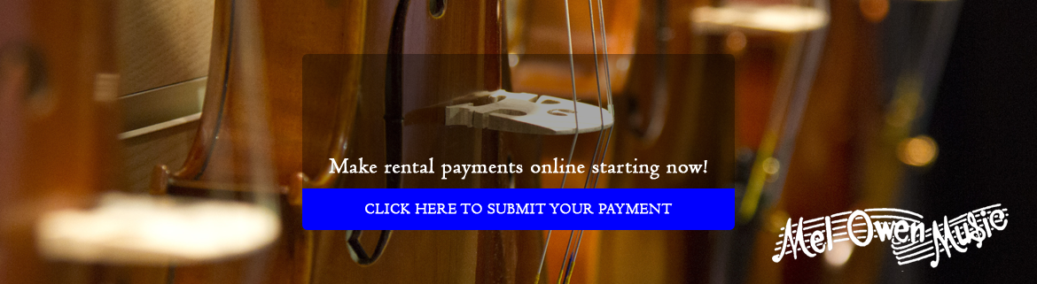 Make rental payments online now